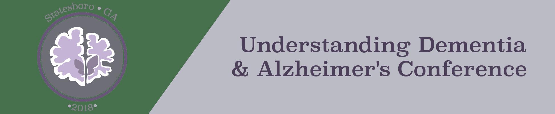 Understanding Dementia & Alzheimer's Conference