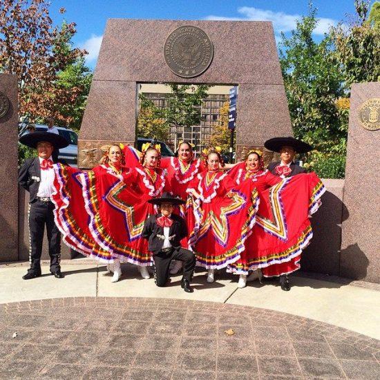 Latin Heritage Dance Company