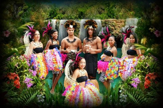 Magical Fires of Polynesia