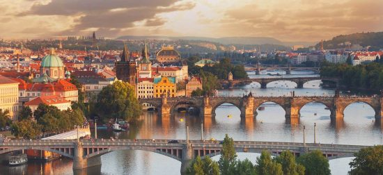prague-at-sunset