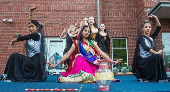Indian Classical & Bollywood Fusion Dance by South Asian Student Organization (SASO)