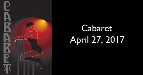 Cabaret Homepage Slideshow