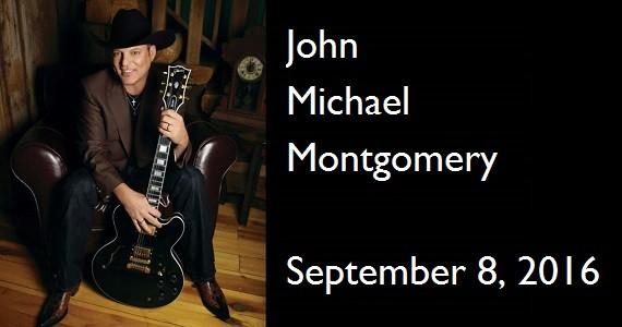 John Michael Montgomery Homepage Slide
