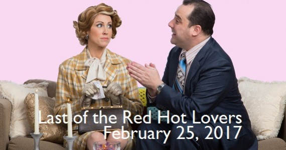 Last of the Red Hot Lovers Homepage Slideshow