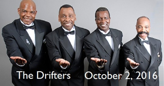 The Drifters Homepage Slideshow