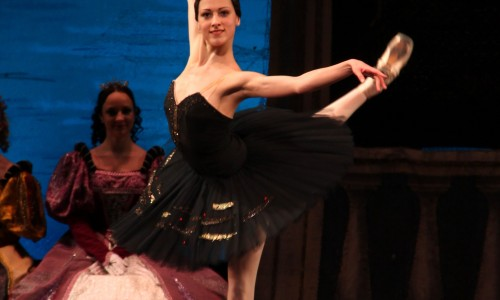 Swan Lake by the Moscow Festival Ballet