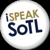 I speak SoTL logo
