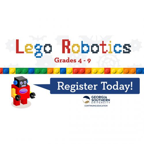Lego Robotics Grades 4-9