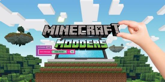 Minecraft Modders logo