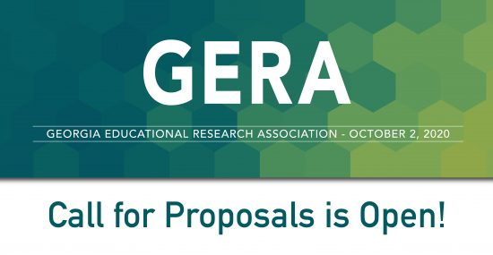 GERA call for proposals is open