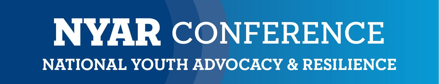 NYAR Conference logo banner