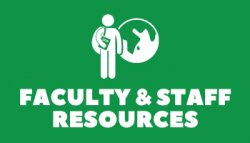 faculty and staff resources graphic