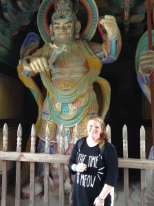 Rebecca Henderson in Korea