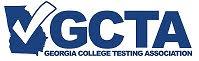 Georgia College Testing Association Logo