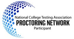 Logo symbolizing Georgia Southern Testing Center's participation in the NCTA Proctoring Network.